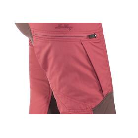 Lundhags Makke Pants Women Regular Garnet/Acai